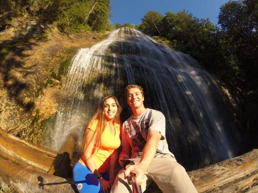 Bridal Veil Falls, Chilliwack BC